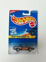 1997 Hot Wheels Race Team Series III 80s Corvette from Mattel Car 4 of 4