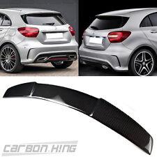 Item In LA Carbon Trunk Spoiler For Mercedes BENZ W176 A-Class Hatchback