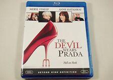 The Devil Wears Prada Blu-ray Meryl Streep, Anne Hathaway, Emily Blunt