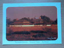 Australia Postcard - Tennant Creek, photograph Craig Lamotte, postmarked 2002