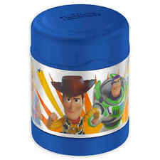 Thermos Funtainer 10 Ounce Food Jar, Toy Story 4 Hot/Cold (With Spoon) - NEW