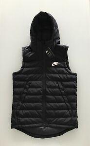NEW Nike Down Fill Puffer Vest Gilet Jacket - Medium