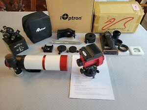 Astrophotography Package - Williams Optics Zenithstar 61 & iOptron Skyguider Pro