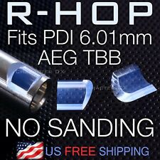 RHOP Fit PDI 6.01 Airsoft AEG Tightbore TBB Barrel NO-Sanding-Needed R Hop R-Hop
