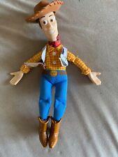 "Kids Meal Disney Toy Story Woody 6.5"" Plush Figure Burger King 1995"