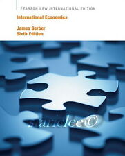 NEW 3 Days Fast to AUS / NZ International Economics 6E James Gerber 6th Edition