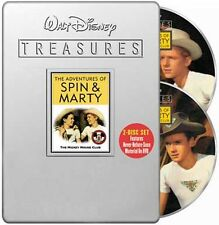 Walt Disney Treasures DVD: The Adventures of Spin & Marty - Sealed Collector Tin