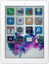 Apple iPad 4 Retina 16GB Weiß *sehr gut* Wi-Fi 3G 4G LTE Cellular (N78453)