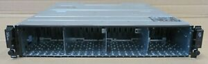 Dell EqualLogic PS6110X Virtualized iSCSI SAN Storage 2x 10Gb/10GbE Controllers
