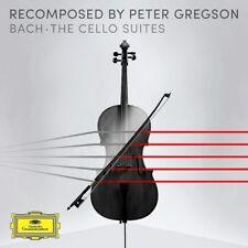GREGSON PETER - Bach - Cello Suites, 2 Audio-CDs