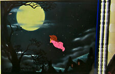 Disney piece of movies Peter Pan Flying Michael Darling Moon Pin LE 2000