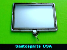 "** ORIGINAL** HP TX1000 TX1410US 12.1"" LCD Half Top Set Display =  Touch Screen"