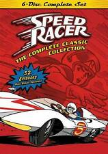 Speed Racer: The Complete Classic Collection (DVD, 2008)