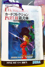 NEON GENESIS EVANGELION PART 2 PULL PACK 34 CARDS 1997 ANIME EVA COLLECTION #49