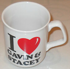 I LOVE GAVIN AND STACEY PICTURE MUG - WELSH- VARIOUS AVAILABLE