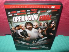 OPERACION FINAL - COMEDIA - dvd