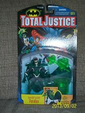 Kenner Total Justice Wave 3 - Parallax, Huntress, Black Lightning, Green Arrow