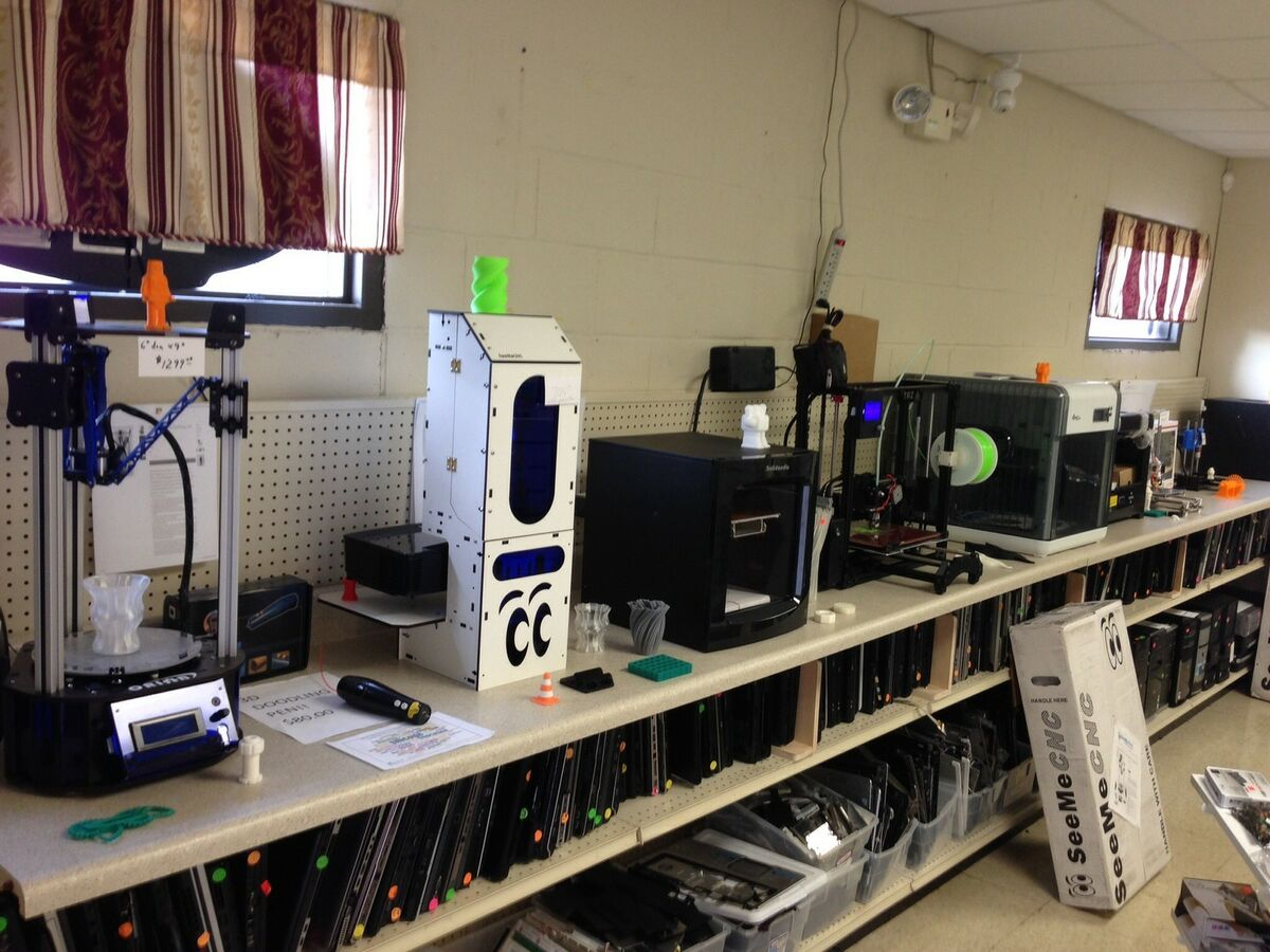 ComputerSource and 3D printers