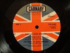 SPIRIT OF JOHN MORGAN - S/T - 1st PRESS - UK - CARNABY