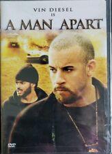 A Man Apart (DVD, 2003, Widescreen & Full Screen) Vin Diesel  Brand New Sealed