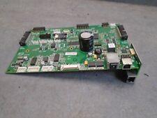 Hid Fargo Dtc Main Board D930500 Rev D X001800Rib with D930510 Nic card