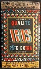 *rare* IRIS—Schnabl & Bleier 19th c. Austria Papiers a Cigarette Rolling Papers