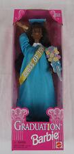 Graduation Barbie African American Edition Class of 1998 17831 Cap Gown NIB