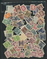 ROC 1944-49 Revenue Stamps Converted into Gold Yuan & Savings & Due 156 Stamps