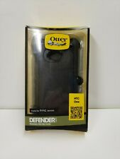 New!! Otterbox Symmetry case for HTC One (M8). With holster clip