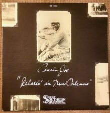 Cousin Joe Relaxin' In New Orleans LP Blues Great Southern Records GS 11011