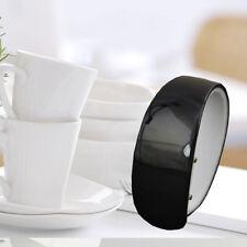 Women Men Sport Date Waterproof LED Plating Bracelet Digital Wrist Watch 10color