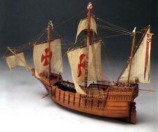 Mantua Santa Maria 1:50 Scale Wood Kit - Flagship of the Columbus Fleet 1492