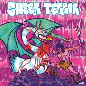 """Sheer Terror/EyeHateGod - Split 7"""" - Euro Version (NEW 7"""" VINYL)"""