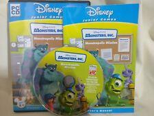 Disney Junior Games Monsters Inc Monstropolis Mission (PC Game)