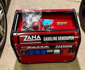 Petrol Generator Zana Professional ZA8500W