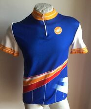 CASTELLI MAGLIA CICLISMO SHIRT CYCLING RADTRIKOT JERSEY VINTAGE MADE IN ITALY