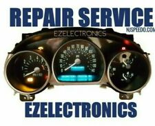 2003 TO 2006 CHEVY CHEVROLET SSR INSTRUMENT CLUSTER REPAIR SERVICE