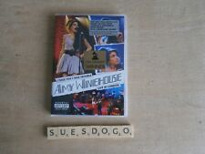 AMY WINEHOUSE I TOLD YOU I WAS TROUBLE LIVE IN LONDON 20 TRACK DVD + DOCUMENTARY