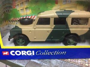 CORGI  - 57903 LAND ROVER - ARMY