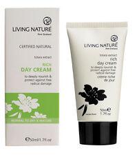 Creme Tagespflege für 100% natürliche Inhaltsstoffe