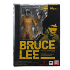 S.H.Figuarts Shf Bruce Lee The Game of Death (Yellow Track Suit) Action Figure