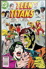 TEEN TITANS #48 1977 SHARP VF MINOR KEY JOKER'S DAUGHTER IS HARLEQUIN,TWO-FACE