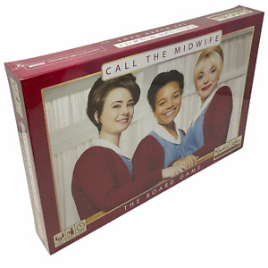 Call the midwife board game including character movers, cards rachel lowe