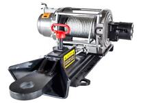 Torpedo Hitch 8,000 lb Electric Winch - Anderson Industries