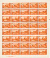 Mint Never Hinged/MNH Norfolk Islander Sheet Stamps