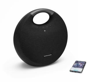Harman Kardon Onyx Studio 6 Bluetooth Lautsprecher schwarz tragbar kompakt
