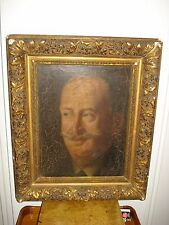 ANTIQUE OLD FRENCH PAINTING (TABLEAU ANCIEN) TYPED BARILLON BESNARD PARIS. 19C.
