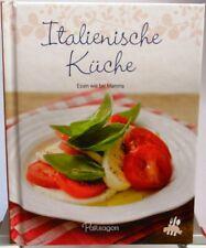 Italienische Küche + Umfangreiches kompaktes Kochbuch + Essen wie bei Mamma +
