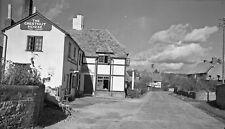 B/W Negative  Easton Hampshire The Chestnut Horse Inn 1948 +Copyright DB697
