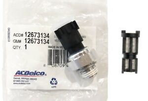 GM Engine Oil Pressure Sensor #12673134 With Filter #12585328 / #917-143